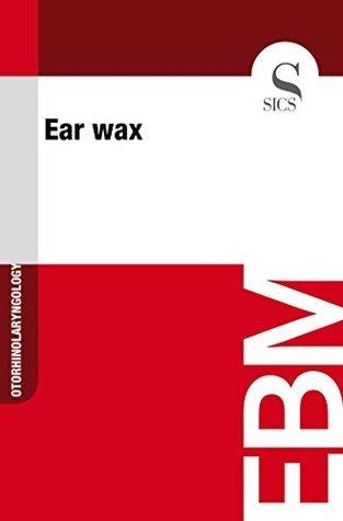 Ear wax Sics Editore
