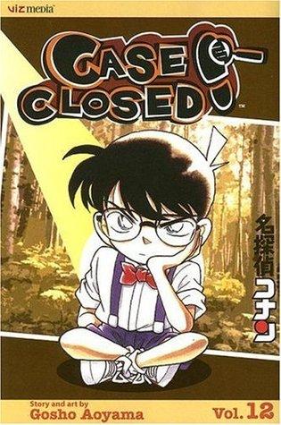 Case Closed, Vol. 12: Who Shanked Teddy? Gosho Aoyama