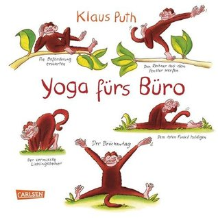Yoga fürs Büro Klaus Puth