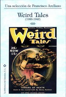 Weird Tales (1933-1942) Francisco Arellano