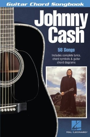 Johnny Cash - Guitar Chord Songbook  by  Johnny Cash