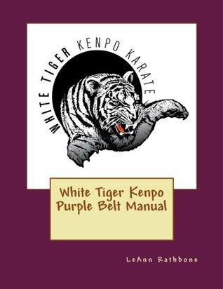 Purple Belt Kenpo Manual LeAnn Rathbone