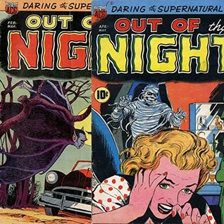 Out of the night. Daring the Supernatural Golden Age Digital Comics Issues 1 and 2. Golden Age Mystery and Supernatural Comics