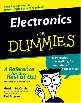 Electronics For Dummies (For Dummies  by  Gordon McComb