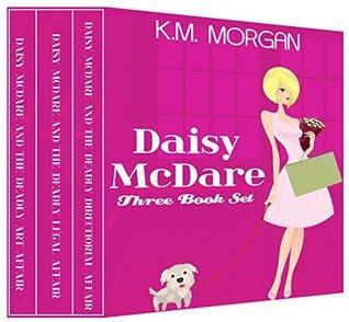 Daisy McDare 3 Book Set (Daisy McDare, #1-3)  by  K.M. Morgan