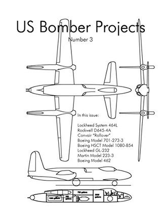 US Bomber Projects #03  by  Scott Lowther