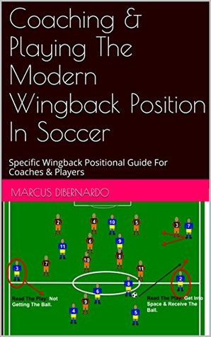 Coaching & Playing The Modern Wingback Position In Soccer: Specific Wingback Positional Guide For Coaches & Players Marcus DiBernardo