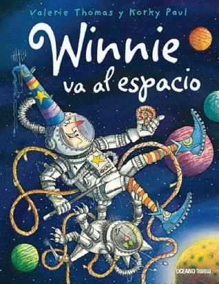 Winnie Va Al Espacio  by  Valerie Thomas