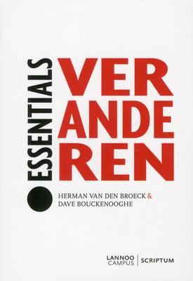 Veranderen  by  Herman Van den Broeck