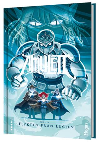 Amulett: Flykten från Lucien (Amulet #6) Kazu Kibuishi