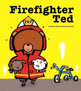 Firefighter Ted Andrea Beaty
