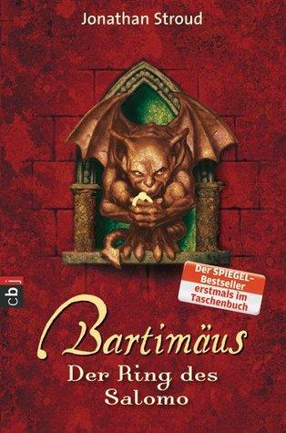 Bartimäus: Der Ring des Salomo (Bartimäus #4) Jonathan Stroud