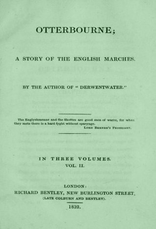 Otterboure - a story of the English marches V2  by  Edward Duros