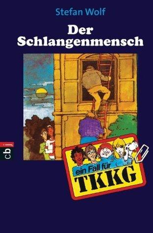 TKKG - Der Schlangenmensch: Band 14 Stefan Wolf