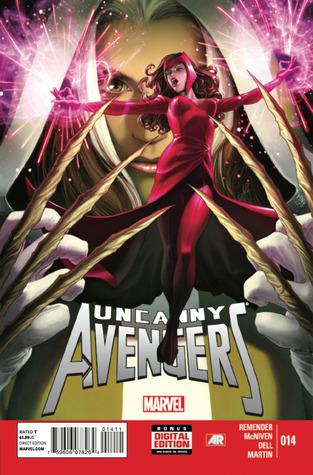 Uncanny Avengers (2012) #14  by  Rick Remender
