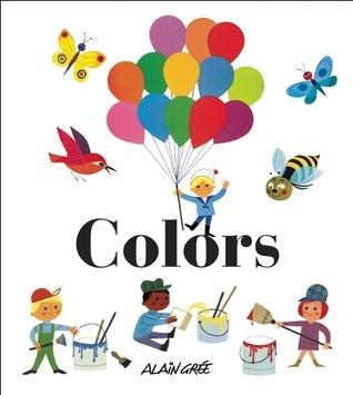 Colors  by  Alain Grée