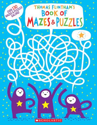 Thomas Flinthams Book of Mazes and Puzzles Thomas Flintham