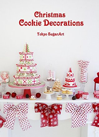 Christmas Cookie Decorations  by  Tokyo SugarArt