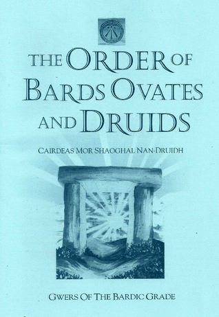 Gwers 38  by  The Order of Bards, Ovates and Druids