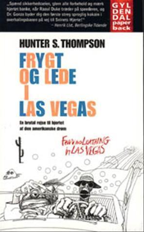 Frygt og lede i Las Vegas Hunter S. Thompson