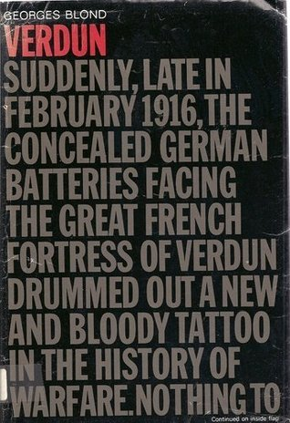 Verdun  by  Georges Blond