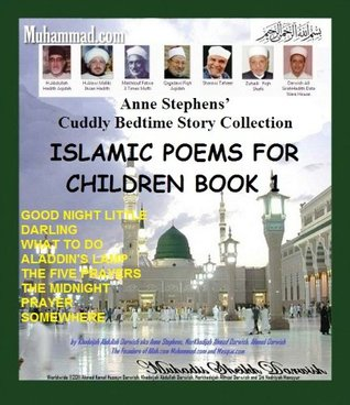 Cuddly Bedtime Story Collection POEMS IN MY BOOK 1  by  Anne Stephens