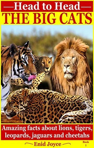 The Big Cats: Amazing facts about the Lion, the Tiger, the Jaguar, the Leopard and the Cheetah (Head to Head Book 1)  by  Enid Joyce
