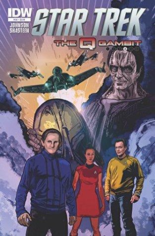 Star Trek #38 Mike Johnson