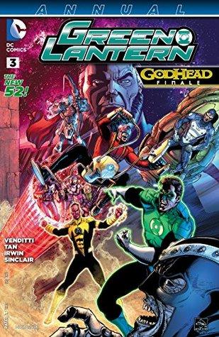 Green Lantern Annual (2012-) #3  by  Robert Venditti
