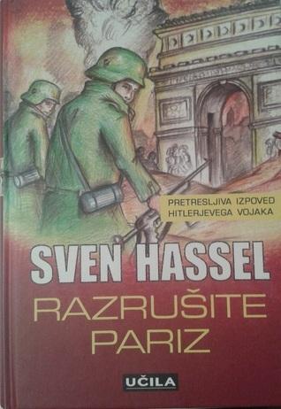 Razrušite Paris Sven Hassel