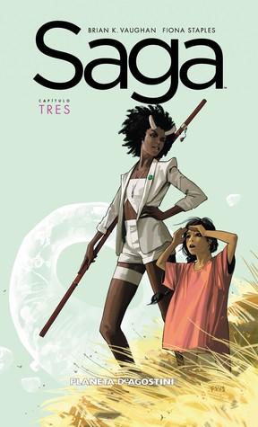 Saga. Capítulo tres (Saga #13-18)  by  Brian K. Vaughan