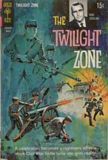 The Twilight Zone Comic Book #28  by  Rod Serling