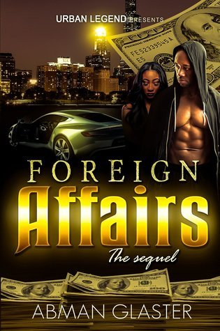 Foreign Affairs: The Sequel Jade McCall
