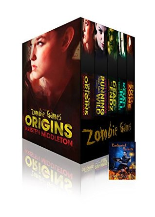 Zombie Games The Series (Books 1-5)  by  Kristen Middleton