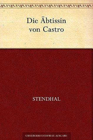 Die Äbtissin von Castro Stendhal