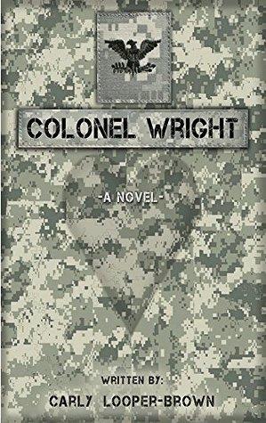Colonel Wright  by  Carly Looper-Brown