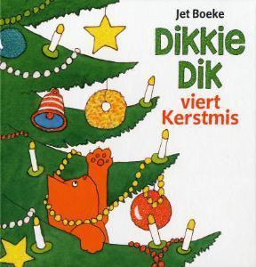 Dikkie Dik viert Kerstmis  by  Jet Boeke