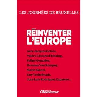 Reinventer lEurope (Nouvel Observateur, hors séries GUIDES les journées débats de lObs t. 1)  by  Almunia Joaquín