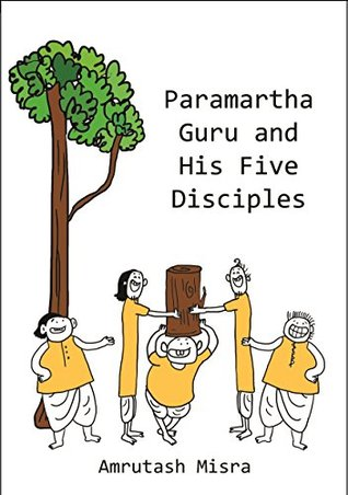 Paramartha Guru and His Five Disciples  by  Amrutash Misra