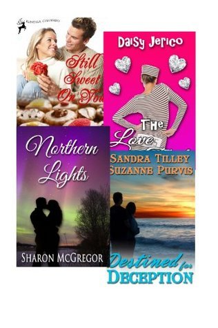 Boxed Set of 4 Sweet Romances! Bundle Deal Includes Destined for Deception, Northern Lights, The Love Thief, and Still Sweet on You Sandra Tilley