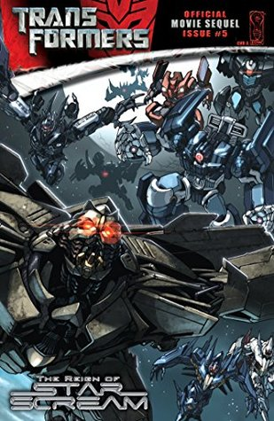 Transformers: Reign of Starscream #1  by  Chris Mowry