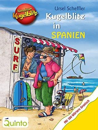 Kugelblitz in Spanien  by  Ursel Scheffler