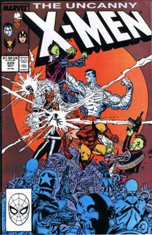 Uncanny X-Men #229 Chris Claremont