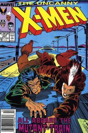 Uncanny X-Men #237  by  Chris Claremont