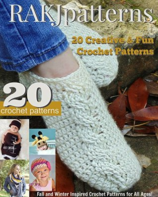 20 Creative and Fun Crochet Patterns  by  Kristi Simpson