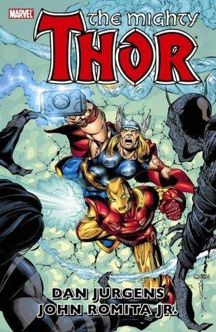 Thor  by  Jurgens & Romita Jr Vol.3 by Dan Jurgens