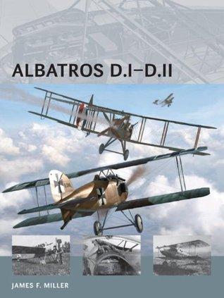 Albatros D.I-D.II  by  James Miller
