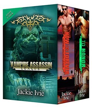 Asian 2-Pack: Vampire Assassin League  by  Jackie Ivie
