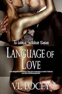 Language of Love (To Love a Wildcat #5) V.L. Locey