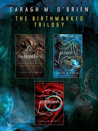 The Birthmarked Trilogy  by  Caragh M. OBrien